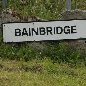 Photo: Bainbridge in the Yorkshire Dales