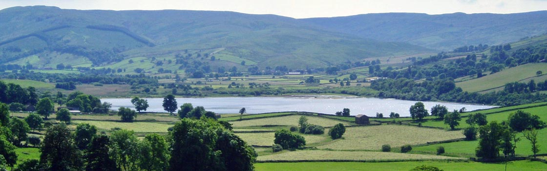 Photo: Semer Water, near Bainbridge, Yorkshire Dales